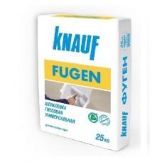 Шпаклевка гипсовая КНАУФ Фуген, 25 кг
