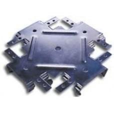 Соединитель потолочных профилей (ПП) 60х27 мм одноуровневый (краб)