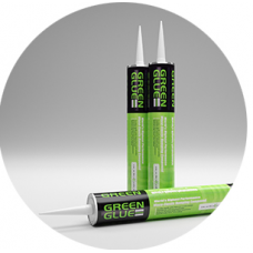 Звукоизоляционный компаунд Green Glue, туба 828 мл