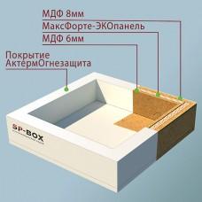 Звукоизоляционный короб под светильники SP-BOX